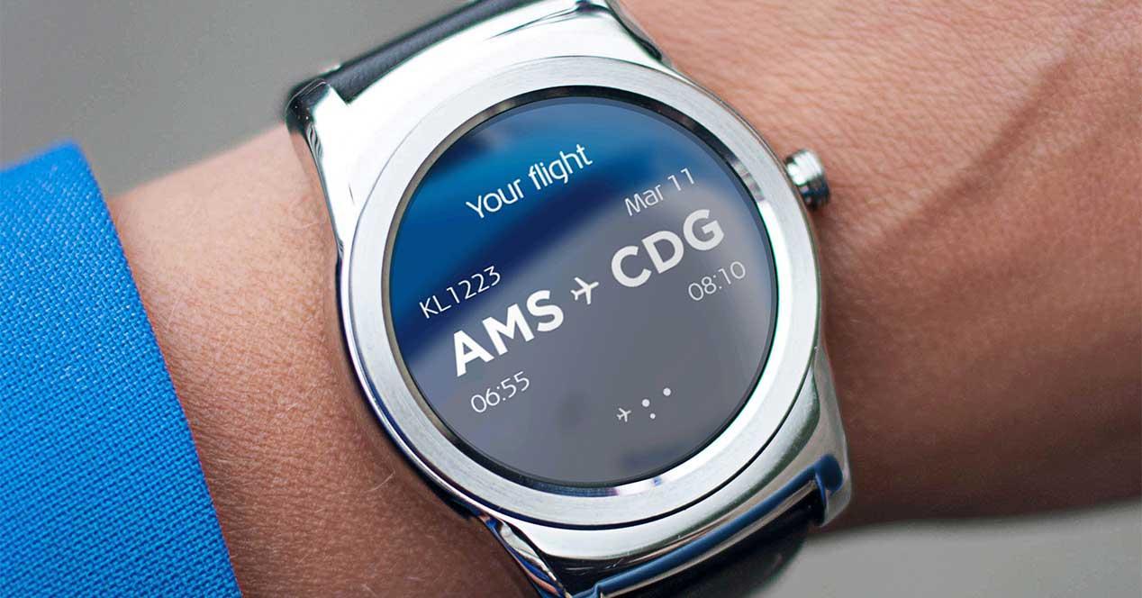 smartwatch bateria