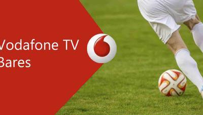 Vodafone TV Bares: 280 euros por el fútbol, motor, ciclismo y tenis