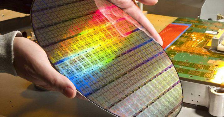 wafer procesador 7 nm tsmc globalfoundries