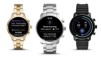 Wear OS estrena diseño con Google Assistant y acceso rápido a Fit