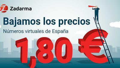 Cómo conseguir los números de teléfono virtuales más baratos de España