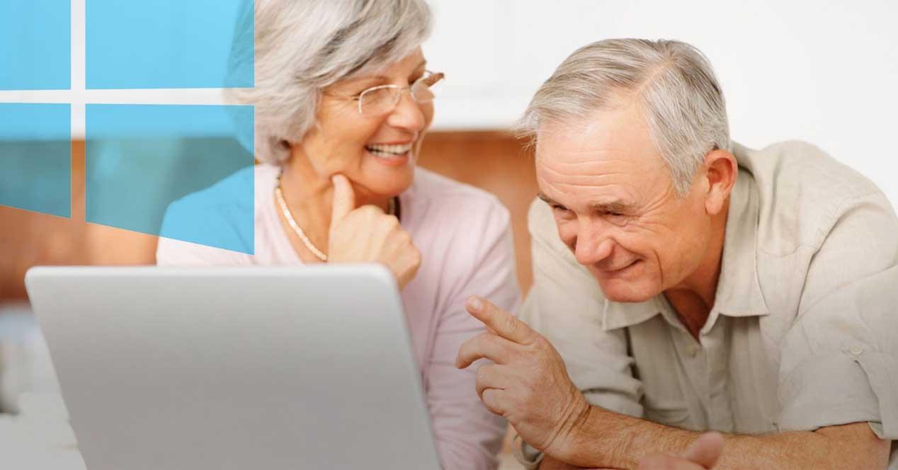 Ver noticia 'Noticia 'Cómo configurar Windows 10 para personas mayores''