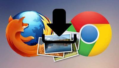 Cómo descargar las imágenes de todas las pestañas abiertas en Chrome y Firefox