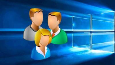 Cómo hacer una copia de seguridad de un perfil de usuario en Windows 10