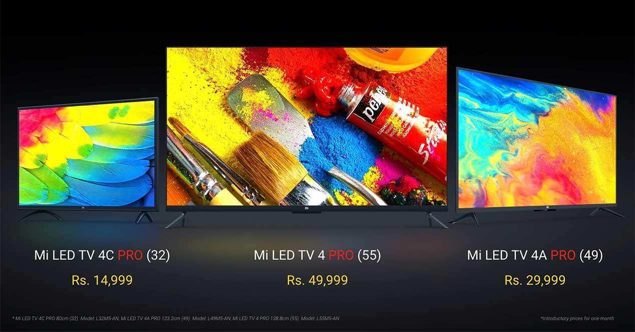 Xiaomi Mi LED TV 4 Pro