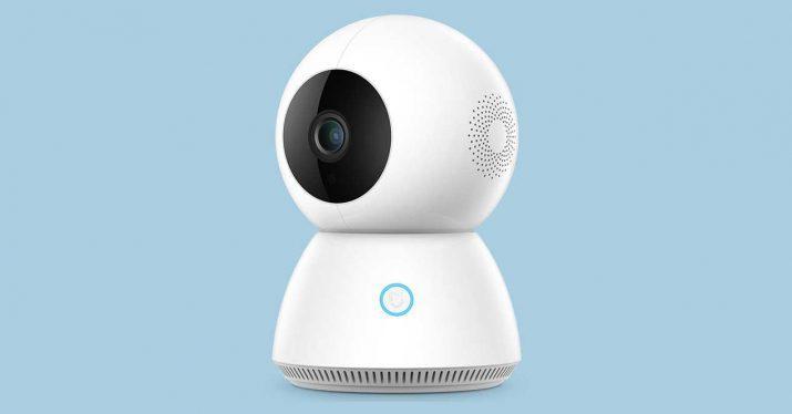 Xiaomi Mijia Xiaobai Smart Camera