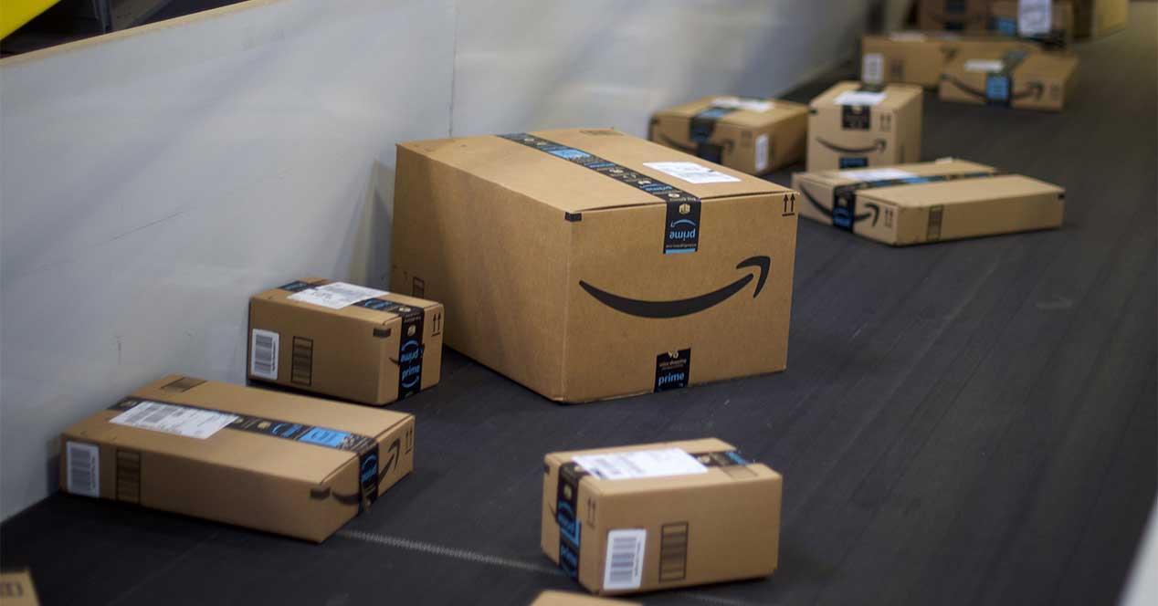 Amazon incluye paquetes 'ficticios' para atrapar a ladrones de mercancía