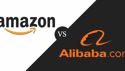 Amazon crece un 100% en un año mientras que Alibaba pierde un 6%