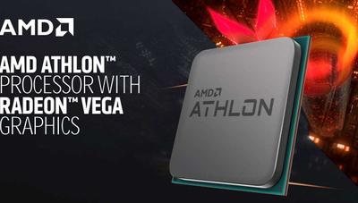 AMD lanza un procesador barato con tarjeta gráfica Vega integrada