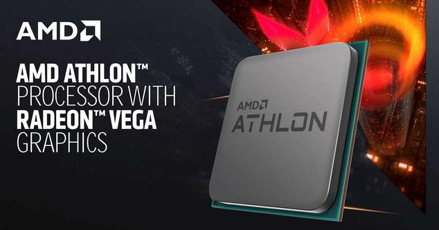 Ver noticia 'AMD lanza un procesador barato con tarjeta gráfica Vega integrada'