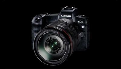 Canon EOS R: su primera mirrorless Full Frame ya es oficial