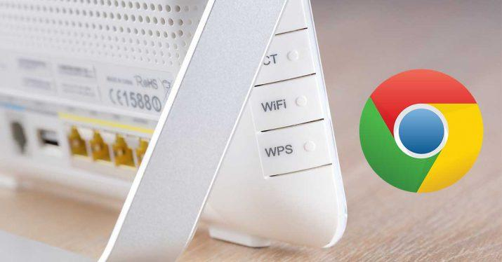 chrome wifi