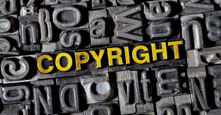 copyright ley propiedad intelectual