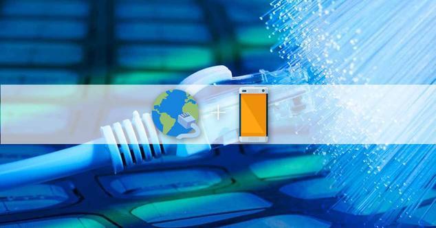 Ver noticia 'Las mejores tarifas convergentes de fibra y móvil con más de 20 gigas'