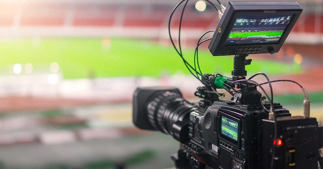 futbol grabar