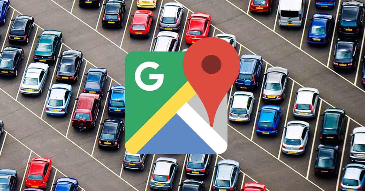 Ver noticia 'Noticia 'Adonde vayas, Google Maps te dirá dónde aparcar''