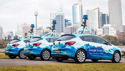 Google Street View tiene nuevos coches después de 8 años: mejores imágenes en Google Maps