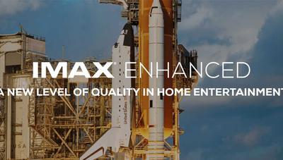 IMAX Enhanced: nueva certificación para TV y altavoces para cine en casa