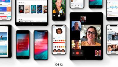 iOS 12 llegará el 17 de septiembre: novedades y dispositivos compatibles