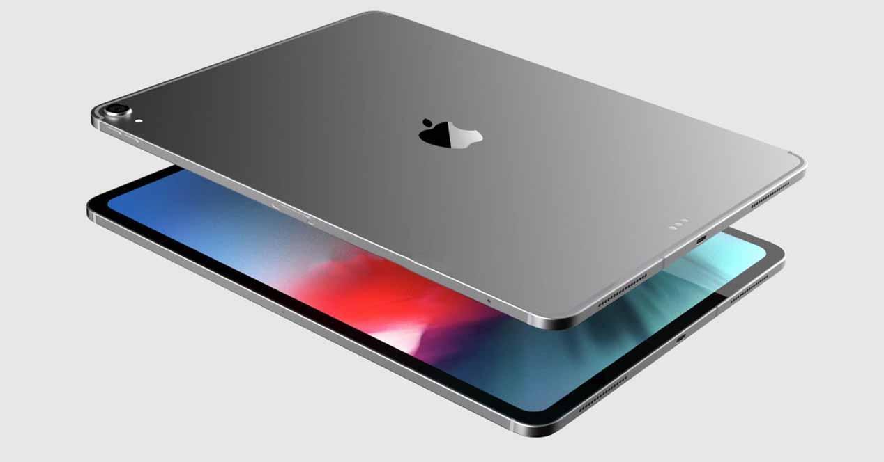 Ver noticia 'Noticia 'Habrá rediseño en el iPad Pro (2018) ¿inspirado en el iPhone 5?''