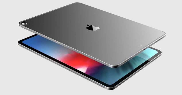 Ver noticia 'Habrá rediseño en el iPad Pro (2018) ¿inspirado en el iPhone 5?'