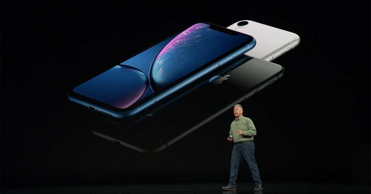iphone xr presentacion
