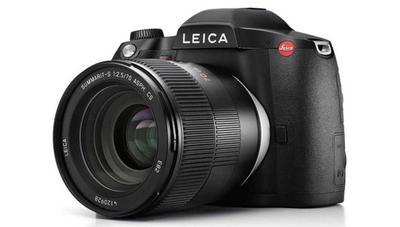 Leica S3: réflex de formato medio con 64 megapíxeles y vídeo en Cinema 4K