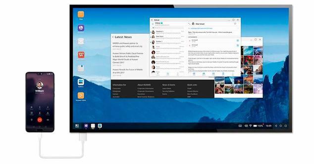 Ver noticia 'Modo PC, tu Huawei P20 Pro es un ordenador con la mejor experiencia'