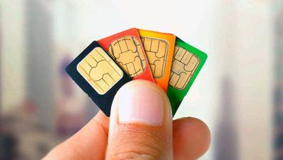 MultiSIM, otra tarjeta para hablar y navegar con el mismo número: operadores y precios