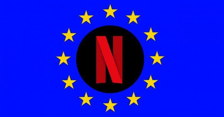 La UE pondrá a Netflix y Amazon un mínimo de producción local