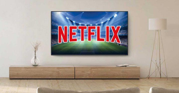 netflix futbol deporte