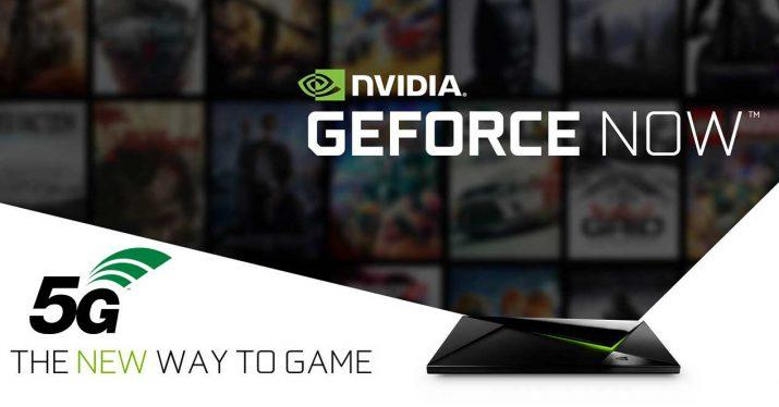 nvidia 5g geforce now