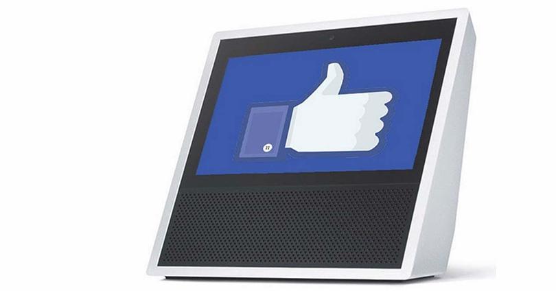 Ver noticia 'Facebook lanzará esta semana las pantallas que retrasó por el escándalo de Cambridge Analytica'