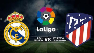 Real Madrid vs Atlético de Madrid en directo: cómo ver el partido por televisión e Internet