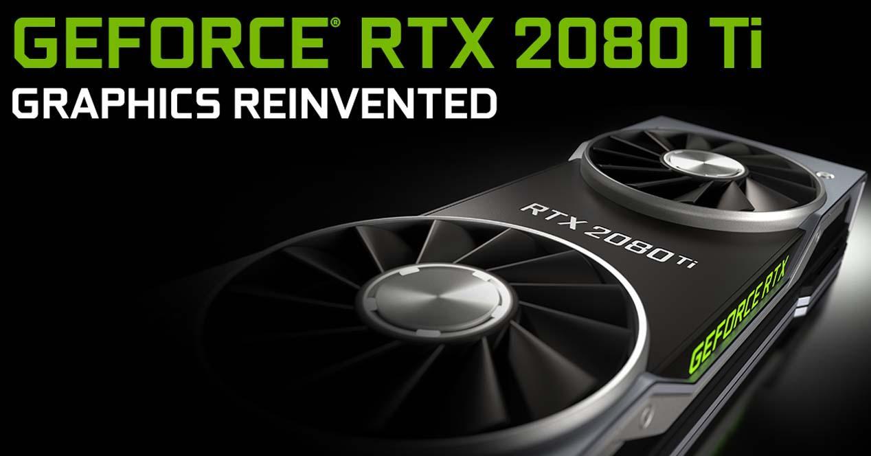 Ver noticia 'Noticia 'La NVIDIA GeForce RTX 2060 no llegará hasta el año que viene''