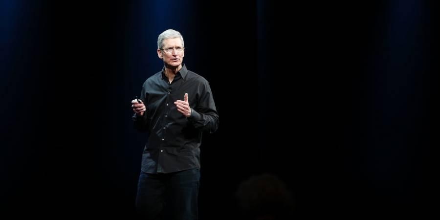 En jornada de fuertes pérdidas para Wall Street, Apple cae 10%