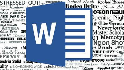 Cómo ver todos los tipos de letra utilizados en un documento de Word