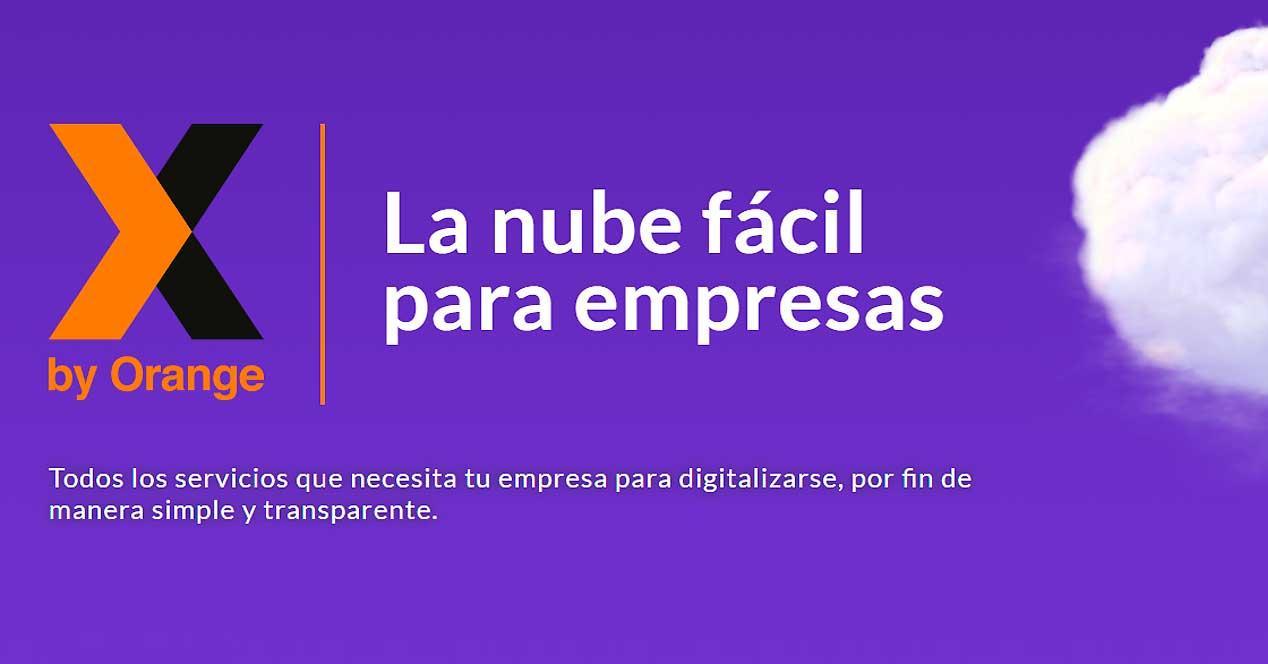 Ver noticia 'Noticia 'X by Orange, nueva marca para ofrecer todos los servicios que necesita una empresa''