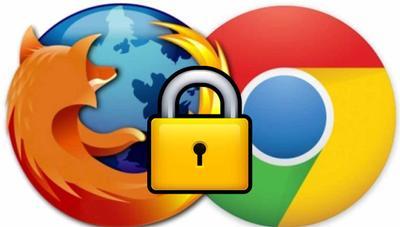 Cómo bloquear con contraseña el uso e información guardada en Chrome y Firefox en tu PC