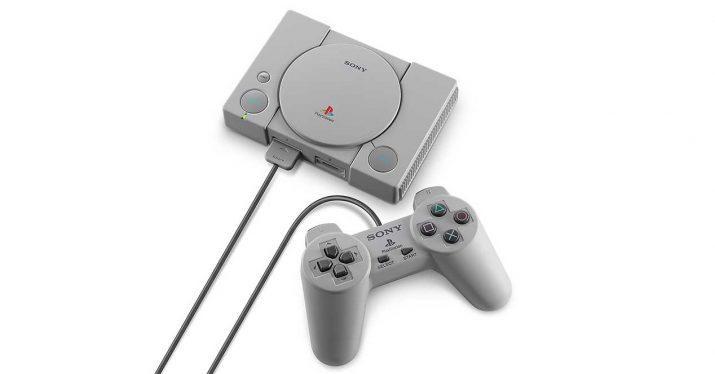 PlayStation Classic listado 20 juegos