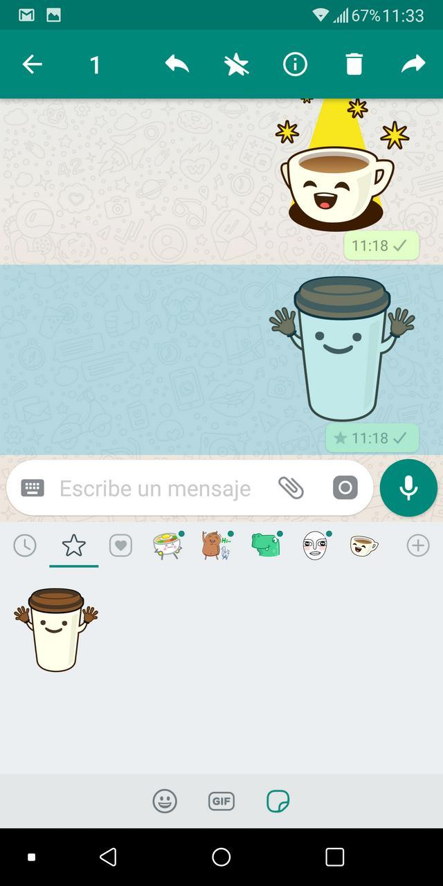 descargar stickers graciosos whatsapp