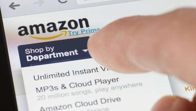 Amazon cae un 6% en bolsa porque venderá menos de lo esperado en Navidad