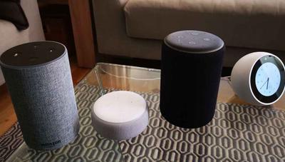Los servidores de los altavoces Amazon Alexa están caídos por Navidad