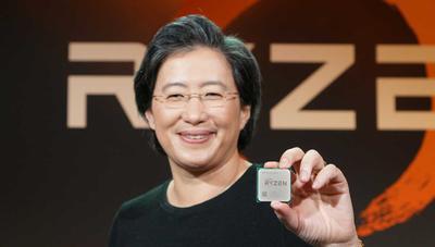 AMD anunciará procesadores y gráficas de 7 nm dentro de tres meses