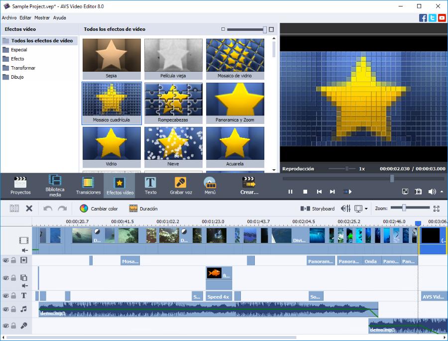 mejores editores de video gratuitos para windows 10