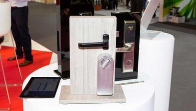 Vodafone lanza una cerradura inteligente con acceso sin llave