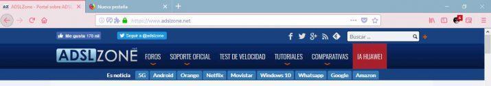 personalizar el navegador