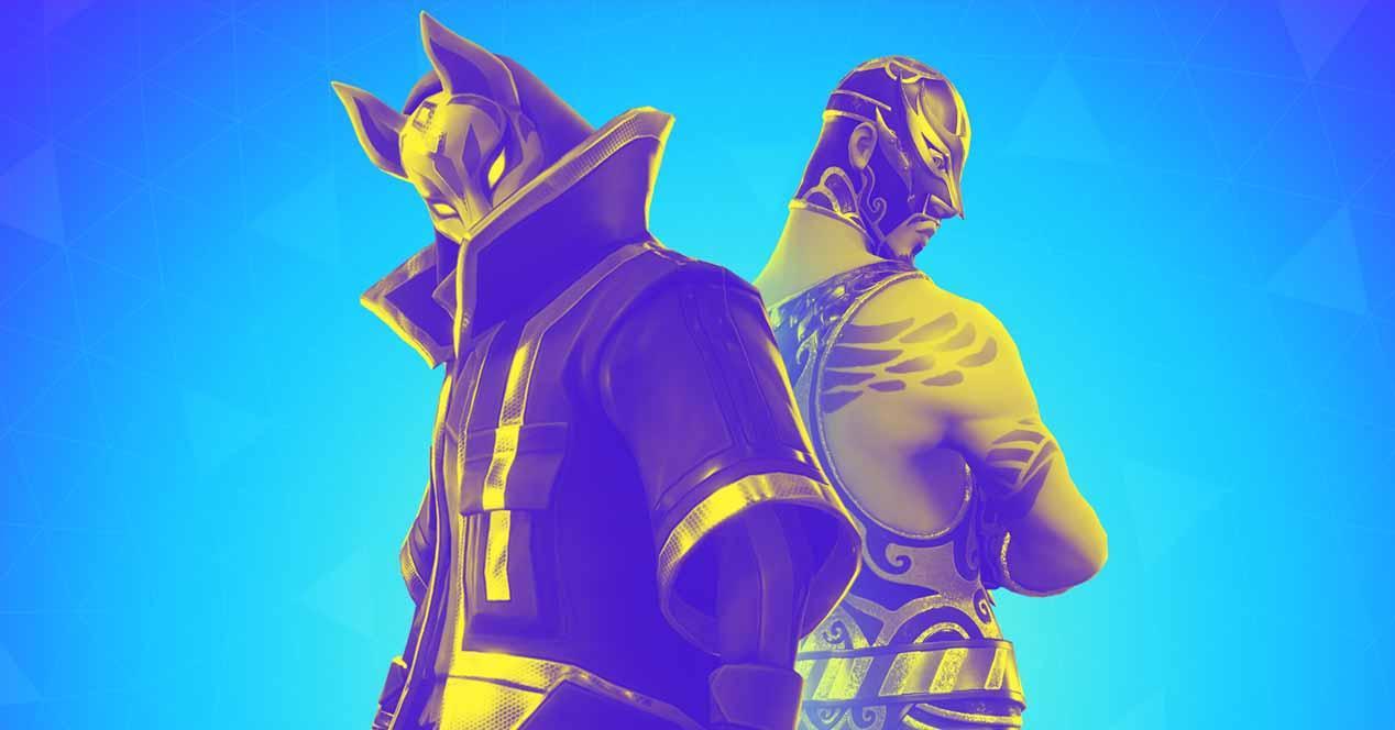 Ver noticia 'Noticia 'El modo competitivo llega a Fortnite, cualquiera puede jugar sus torneos''