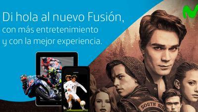 Movistar rebaja a 85 euros el nuevo Fusión Total Plus con toda la televisión