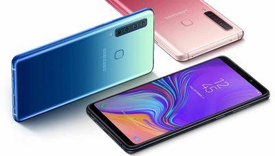 Samsung Galaxy A9 (2018) : el primer móvil del mundo con cuatro cámaras